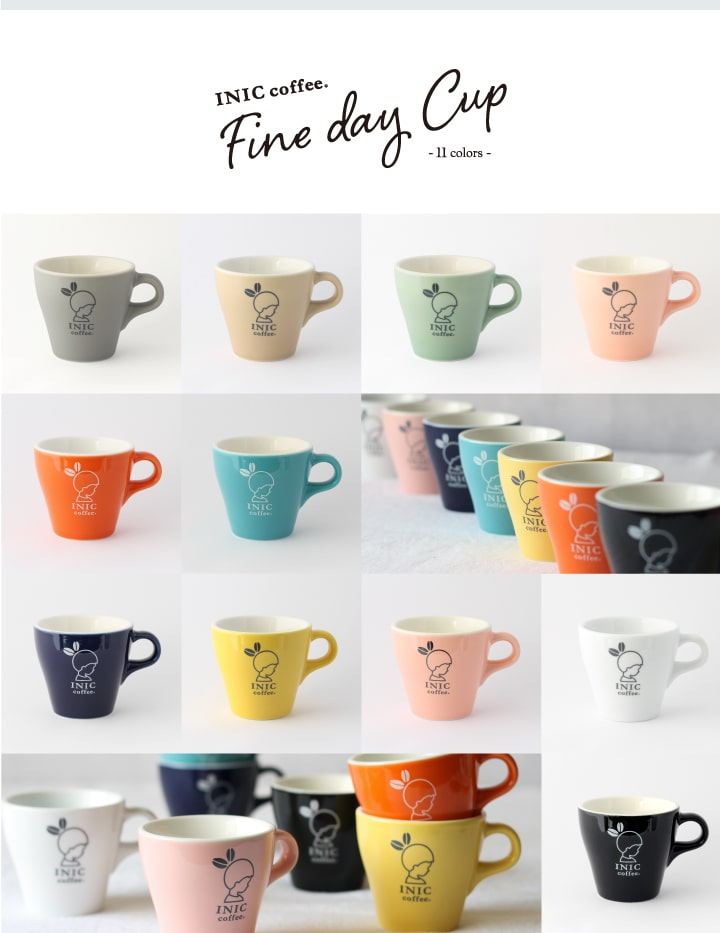 INIC coffee Fineday Cup