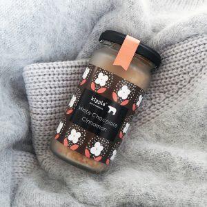 【 kippis 】 White Chocolate Cinnamon