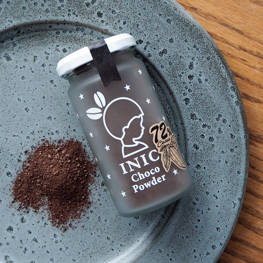 INIC coffee chocopowder Extra Dark